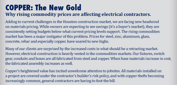 Copper: The New Gold