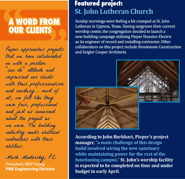Featured Project: St. John Lutheran Church