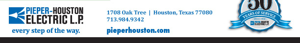 Every step of the way.