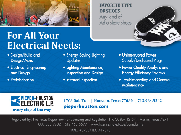 For All Your Electrical Needs:
