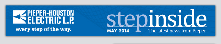 Step Inside May 2014