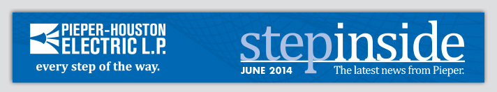 Step Inside June 2014