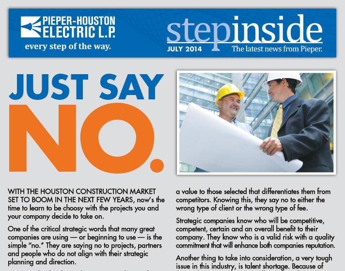 Step Inside July 2014