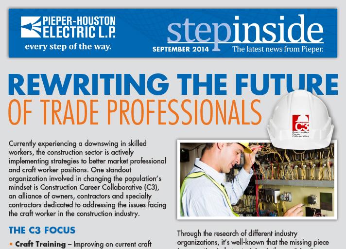 Step Inside September 2014