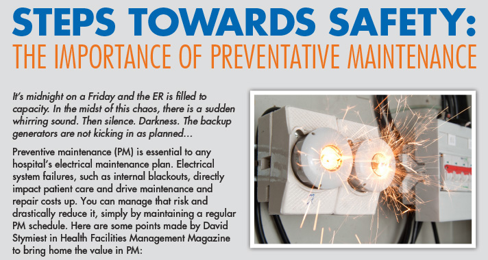 Steps Towards Safety: The Importance of Preventative Maintenance