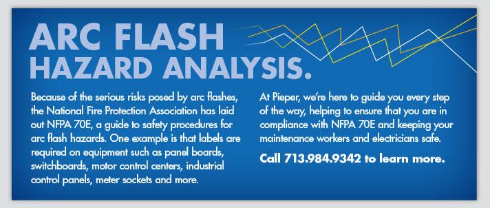 Arc Flash Hazard Analysis.