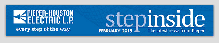 Step Inside | The latest news from Pieper-Houston Electric