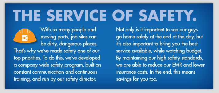 The Service of Safety.