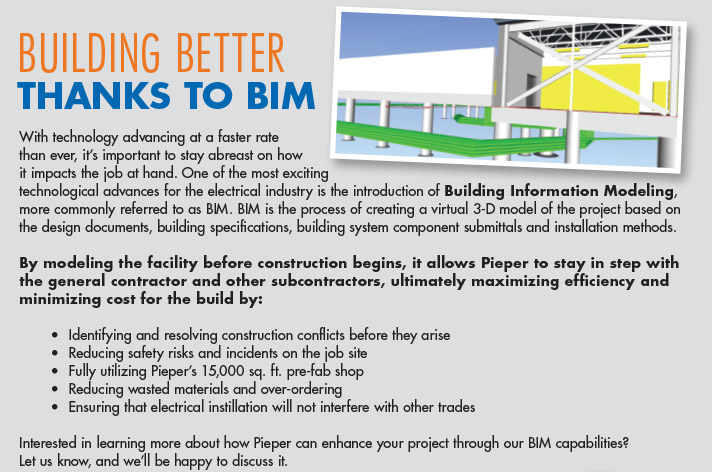 Building Better Thanks to BIM