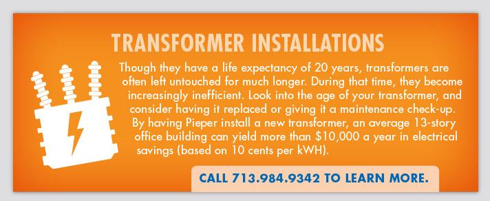 Transformer Installations